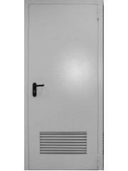 ППГ EI 60 С вентиляционной решеткой