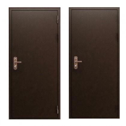 Входная дверь Эконом Металл/Металл