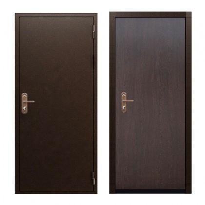 Входная дверь Эконом Венге