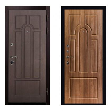 Входная дверь Венге Ангри