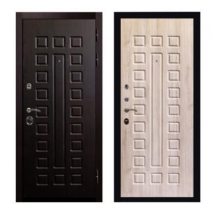Дверь Гранит (Венге / Беленый дуб)
