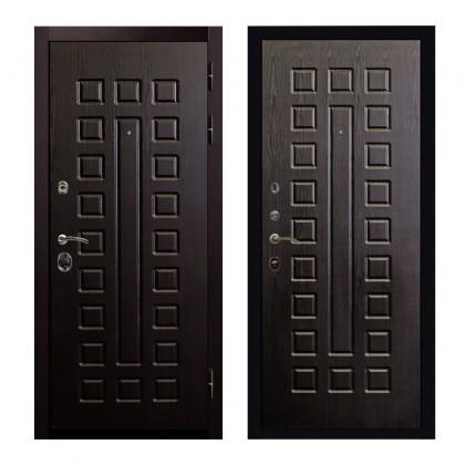 Входная дверь Гранит (Венге / Венге)