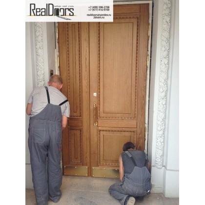 Входная дверь на заказ 28