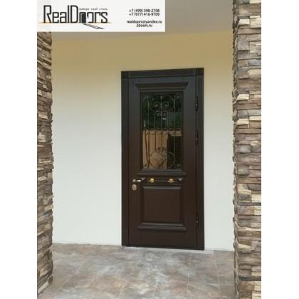 Входная дверь на заказ  №4