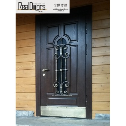 Входная дверь на заказ 11