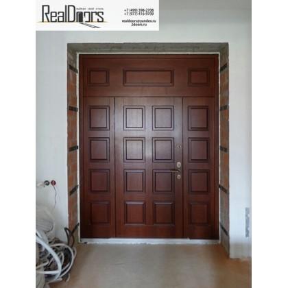 Входная дверь на заказ для дома