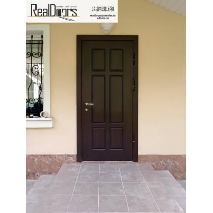 Входная дверь на заказ для квартиры